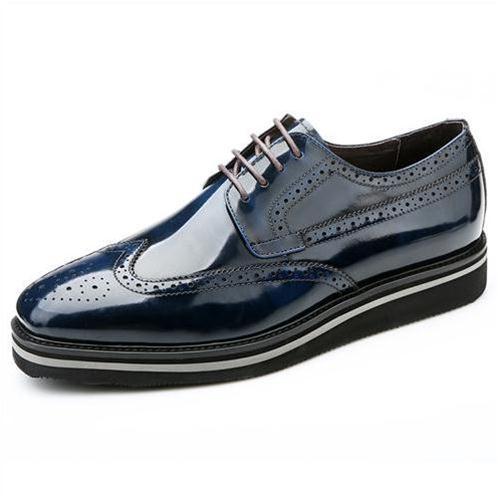 Giày da nam Olunpo QHB1402
