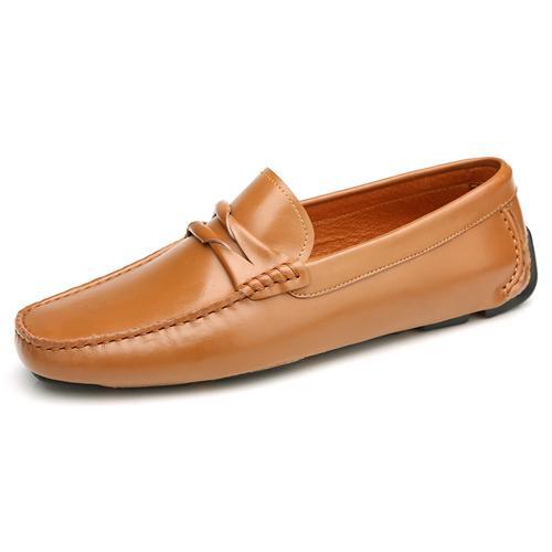Giày lười nam thời trang Olunpo CHT1501 ấn tượng