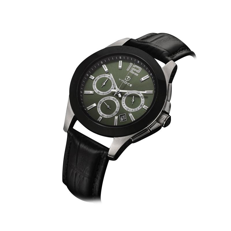 Đồng hồ nam 6 kim dạ quang Vinoce