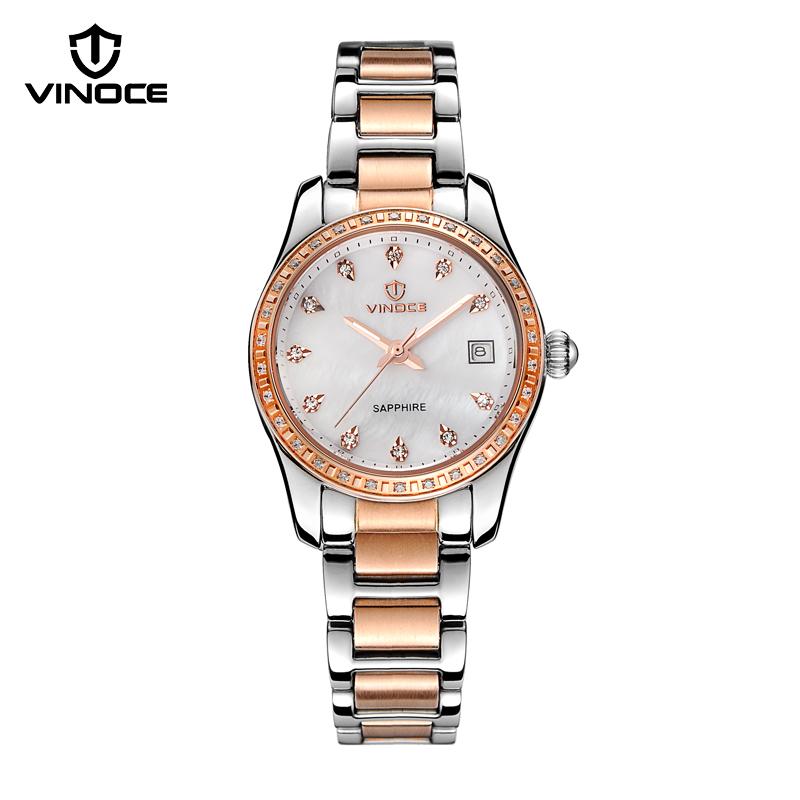 Đồng hồ doanh nhân nữ Vinoce V633240L