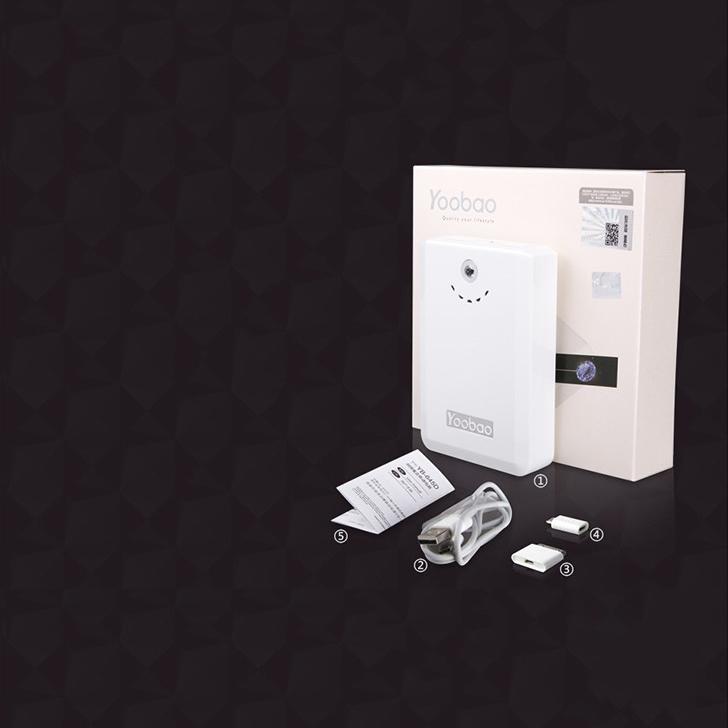 Pin dự phòng di động 10400mAh Yoobao YB645D