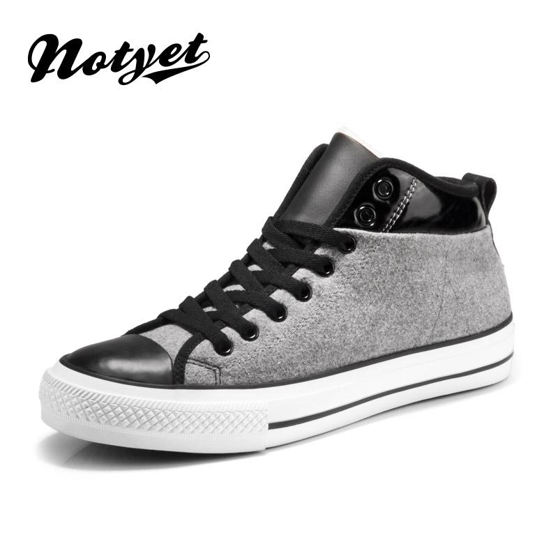 Giày vải nam Notyet NY-FS3313 chất lượng