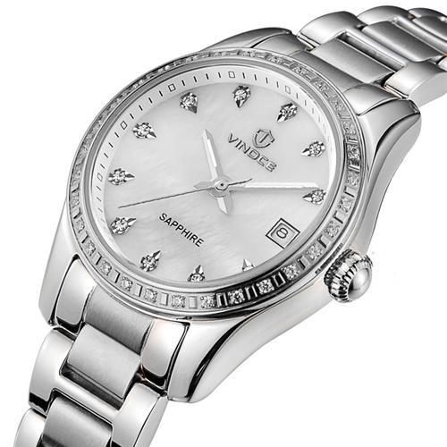 Đồng hồ cơ nữ sang trọng Vinoce V633240L