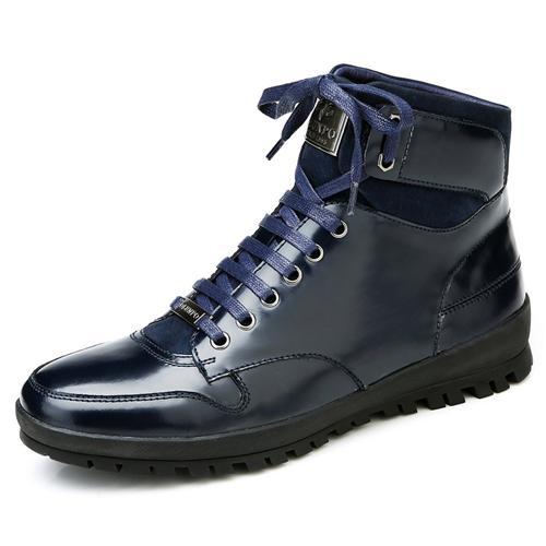 Giày da nam Olunpo DHT1443 thời trang