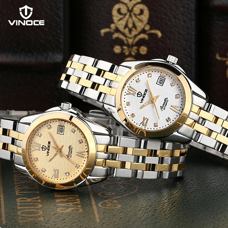 Đồng hồ thời trang nữ Vinoce V-8079G chất lượng