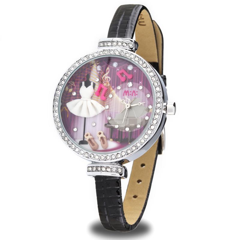 Đồng hồ nữ Mini MN915 đêm nhạc dạ hội