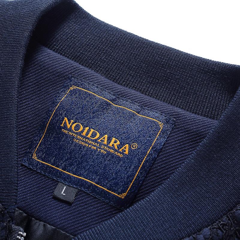 Áo khoác bóng chày nam họa tiết rễ cây No01Dara