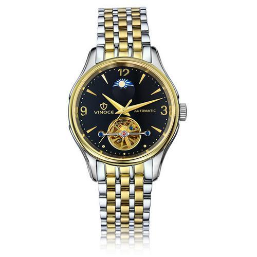 Đồng hồ nam Vinoce V633231G máy cơ tự động