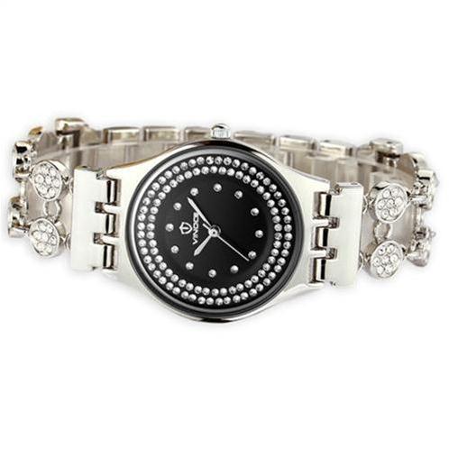 Đồng hồ hiệu nữ Vinoce 6353 lắc tay thời trang cao cấp