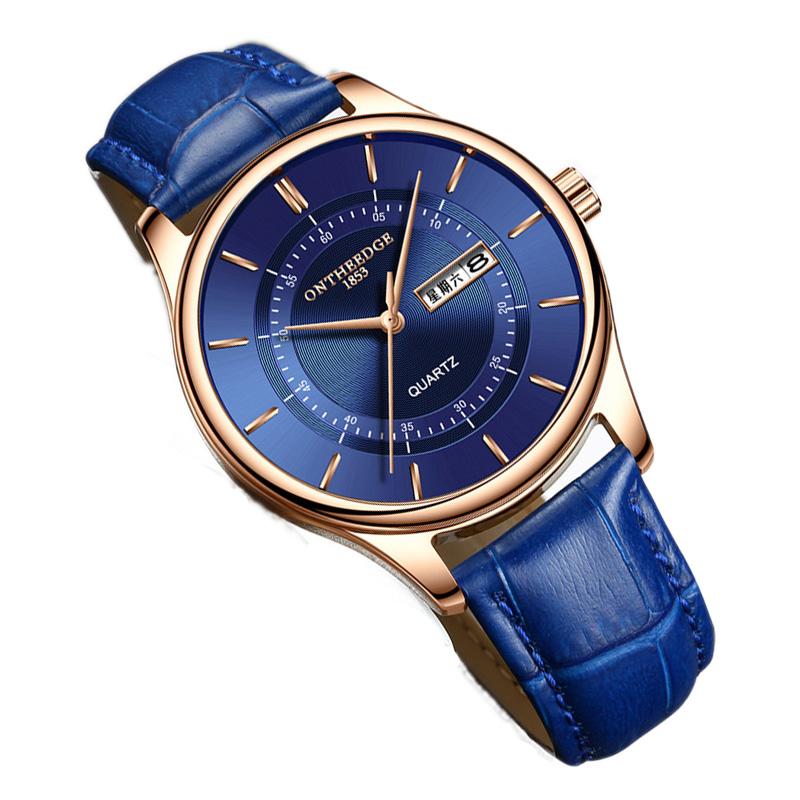 Đồng hồ thiết kế vành đai Ontheedge