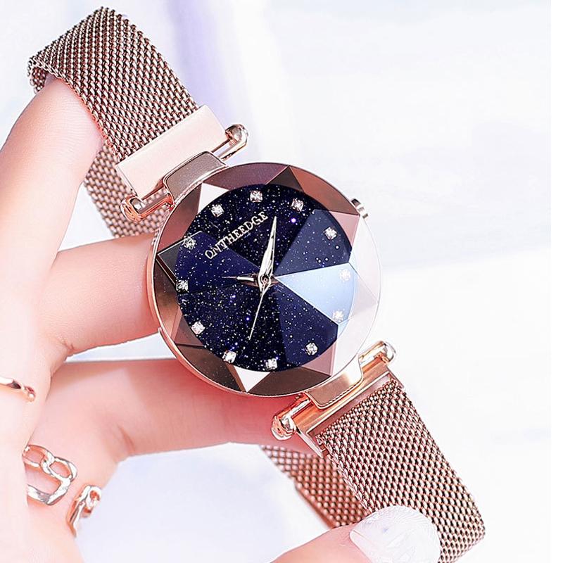 Đồng hồ nữ ngôi sao may mắn Ontheedge