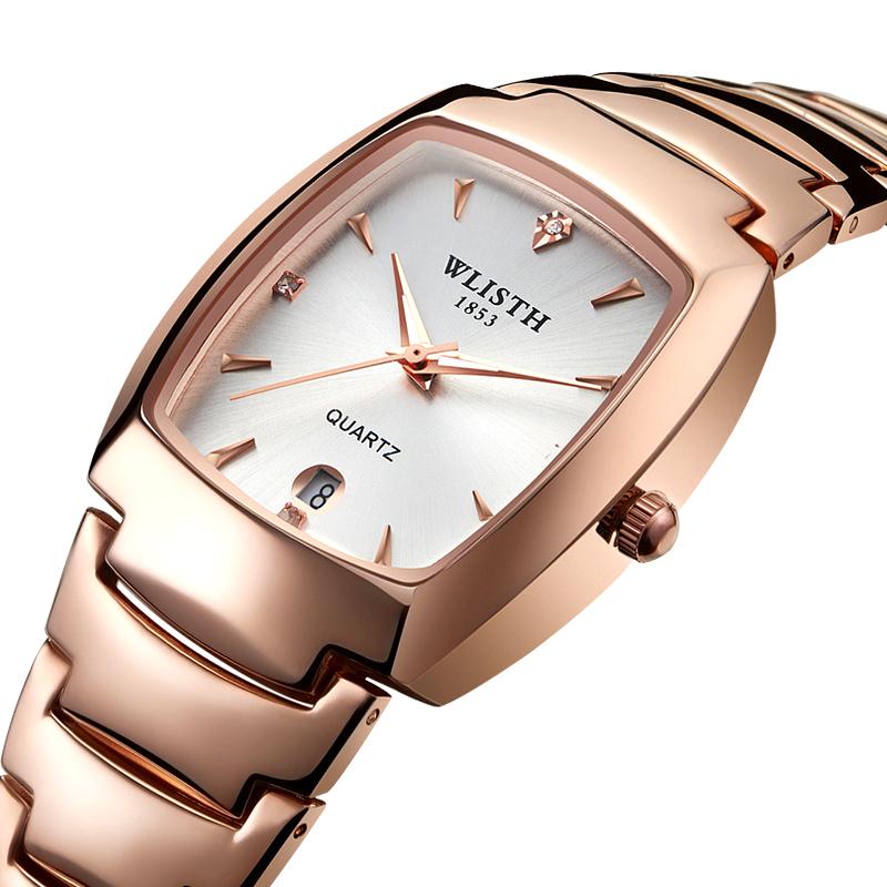 Đồng hồ nam quang thời trang Wlisth