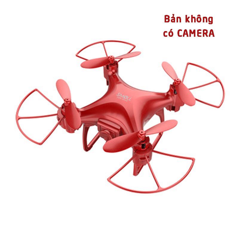 Flycam bốn trục mini bỏ túi S26 định vị độ cao khí nén (TẶNG Túi đựng chống nước, chống va đập)