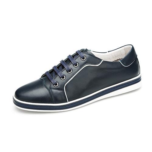 Giày da nam dáng thể thao Olunpo CZK1501