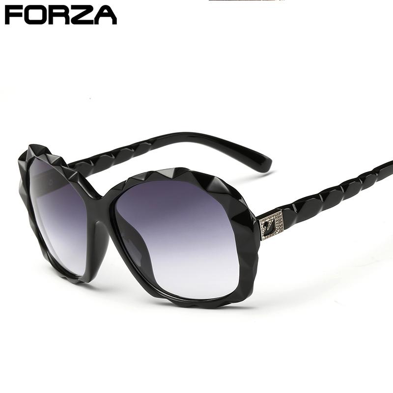Kính nữ gọng lượn sóng thời trang Forza SW2 cao cấp