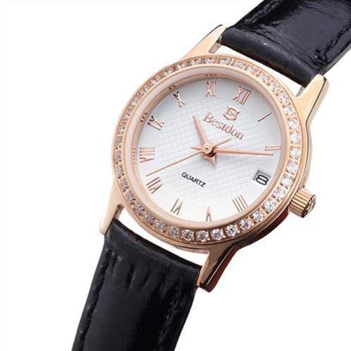 Đồng hồ nữ Bestdon số La Mã BD9929L cá tính