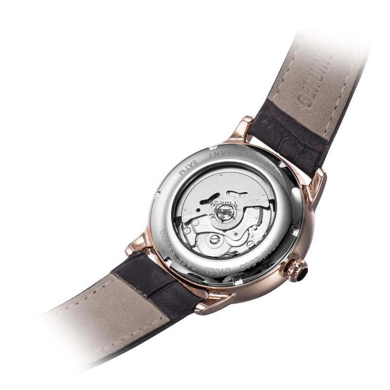 Đồng hồ nam Time2U 91-18997-30003 máy cơ tự động