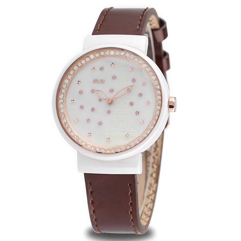 Đồng hồ nữ Mini Kinh đô ánh sáng