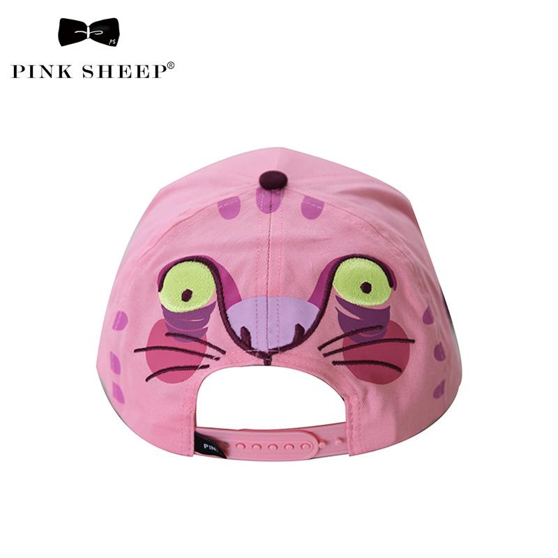Mũ Hiphop nữ nhiều họa tiết  Pink Sheep