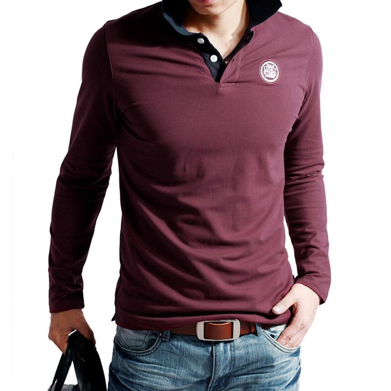 Áo Henley-shirt Thu Đông K-Jeans