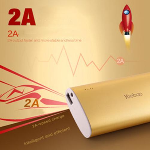 Pin dự phòng 13000mAh Yoobao YB-6016 N5