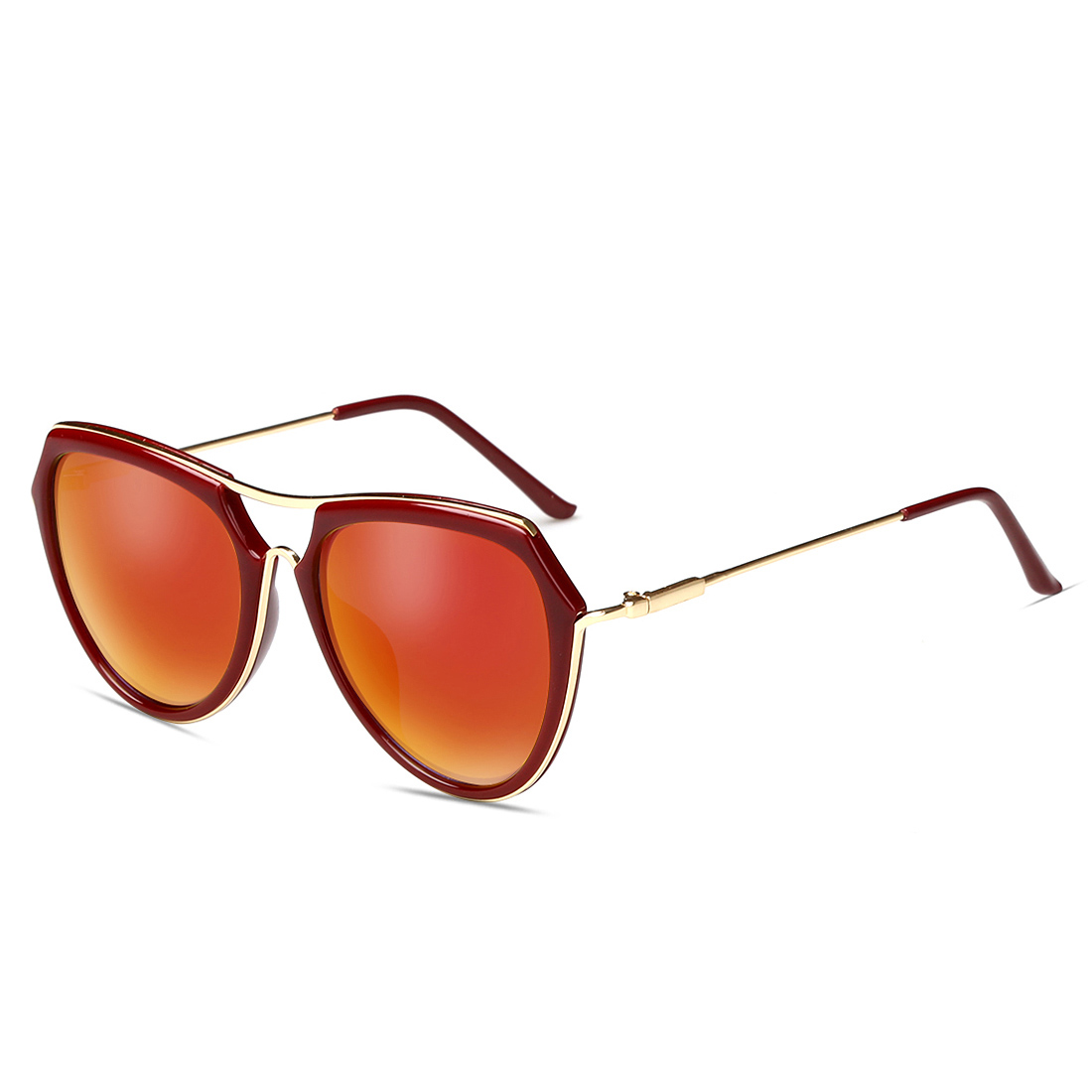 Kính mắt unisex Graphic Polarized HD Awesa