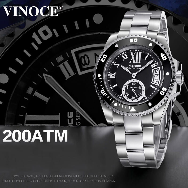 Đồng hồ nam mạnh mẽ Vinoce V6338633