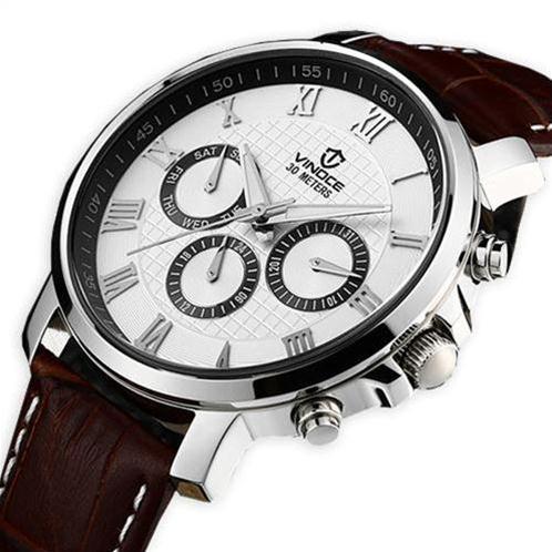 Đồng hồ doanh nhân nam Vinoce V8370G