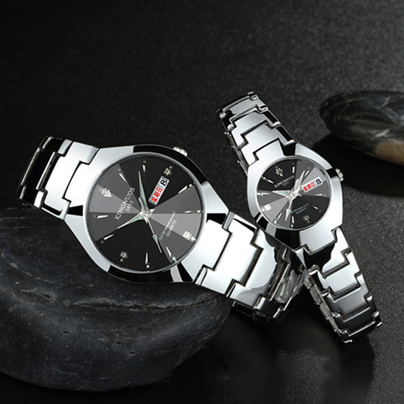 Đồng hồ nam dạ quang Kingnuos Basic