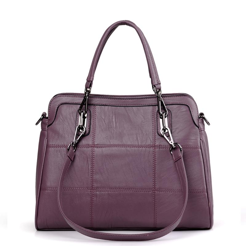 Túi Handbag chần chỉ ô vuông YLN