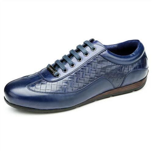 Giày da nam Olunpo QHT1436 sang trọng