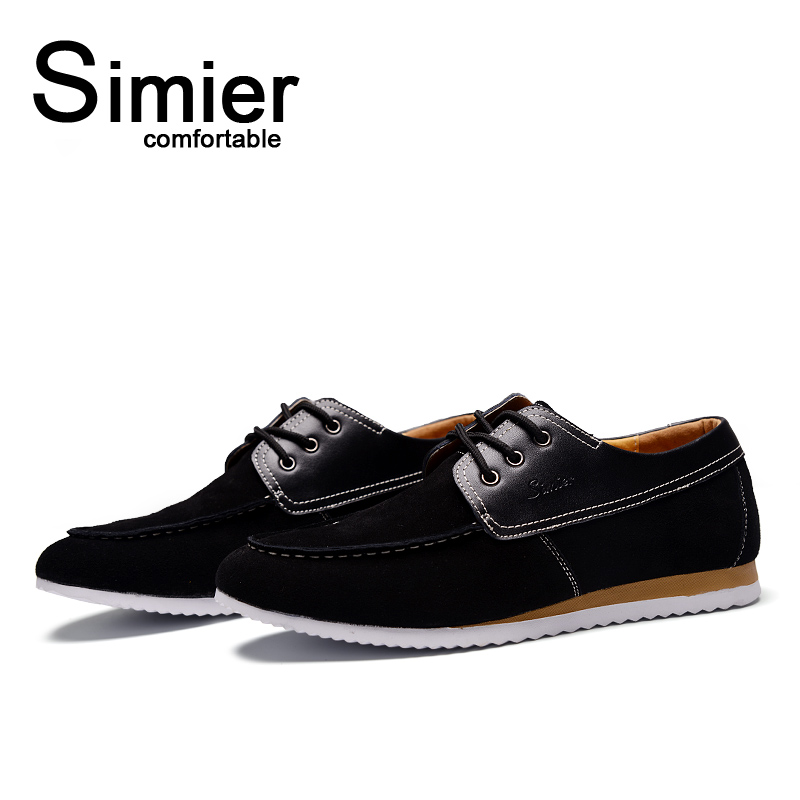 Giày nam Simier 6763 hai lớp đế năng động