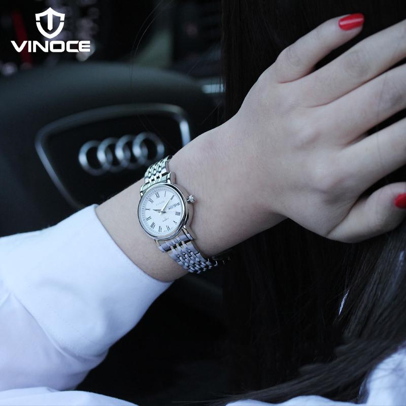 Đồng hồ nam số la mã Vinoce V8373 tinh xảo