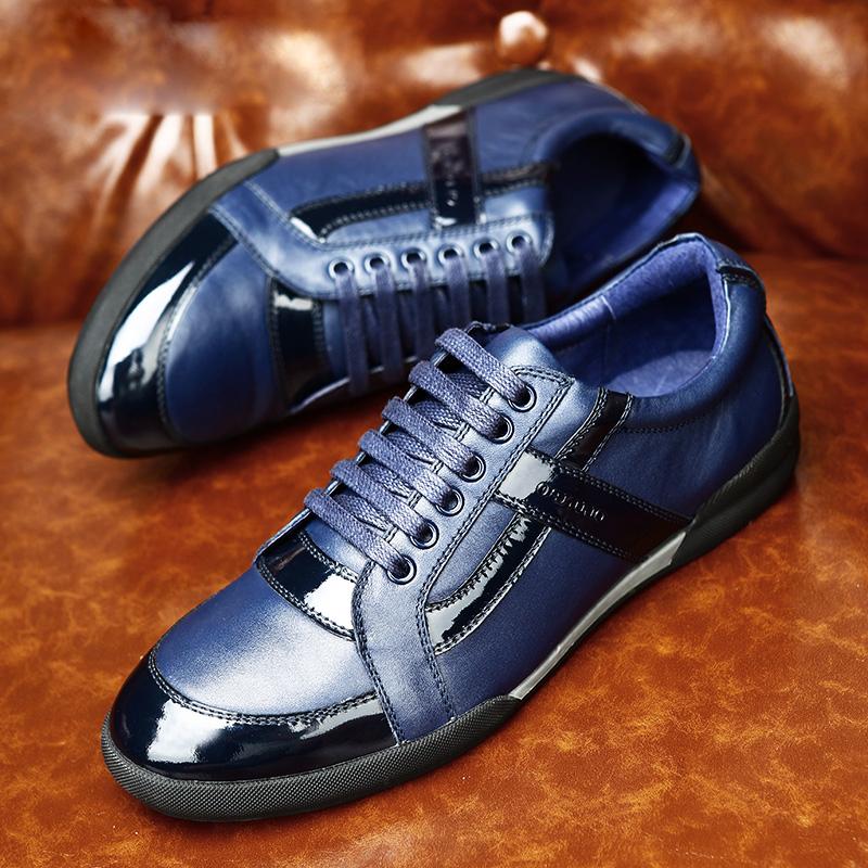Giày da nam Olunpo QHT1426 thời trang