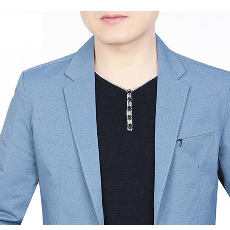 Áo khoác Blazer cổ vest 2 khuy