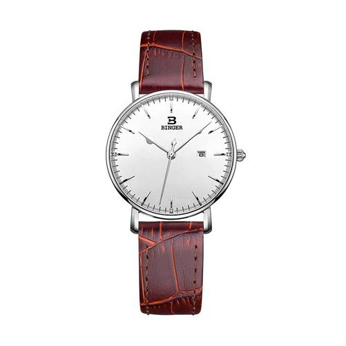 Đồng hồ nữ Binger kim mảnh