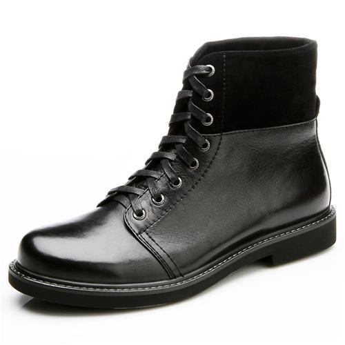 Giày nam cao cổ Olunpo DLY1206 kiểu dáng châu Âu