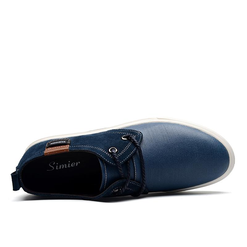 Giầy nam da bò Simier 8109 - giầy da chính hãng