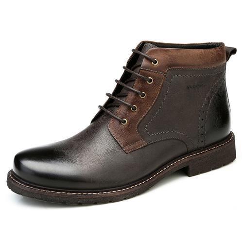 Giày boot nam Martern Olunpo DHT1440 thời trang độc đáo