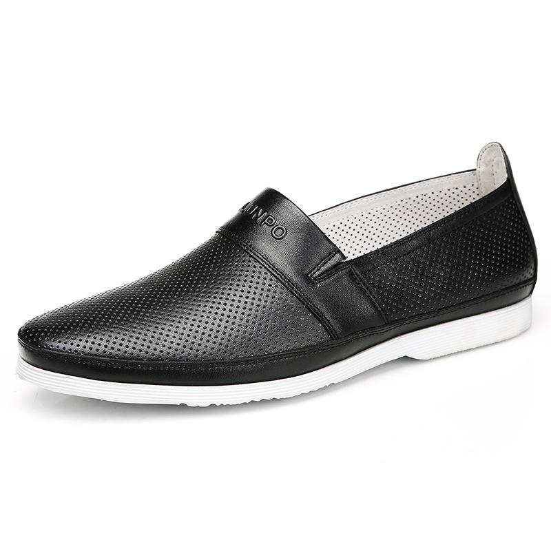 Giày lười nam thời trang Olunpo XZY1506