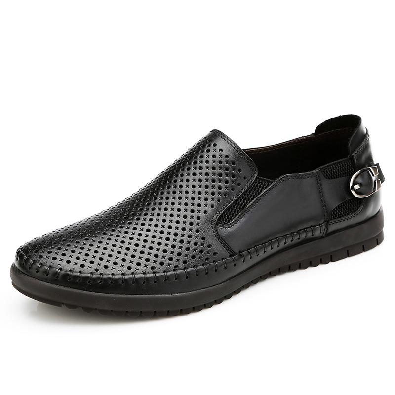 Giày da nam Olunpo phong cách thanh lịch