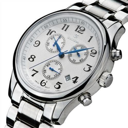 Đồng hồ nam cao cấp Bestdon Chronograph 9918G
