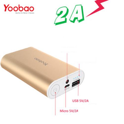 Pin dự phòng 6000mAh Yoobao YB-6023