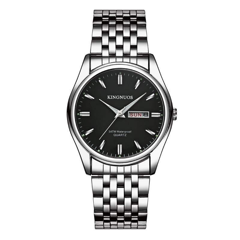 Đồng hồ nam Kingnuos phong cách Retro