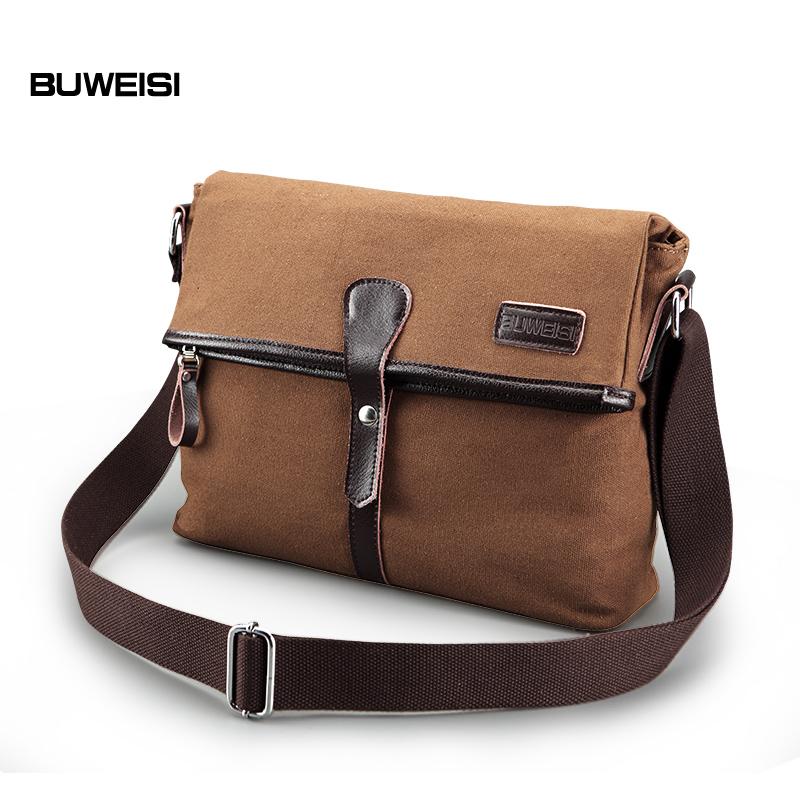 Túi vải đeo thời trang Buweisi S062