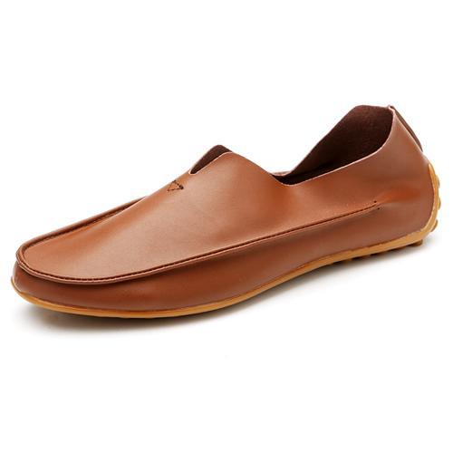 Giày da nam thời trang Olunpo CDQQS1401