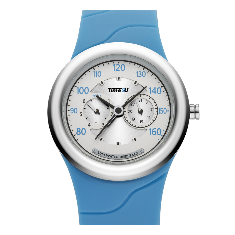 Đồng hồ thời trang Time2U cá tính mạnh mẽ