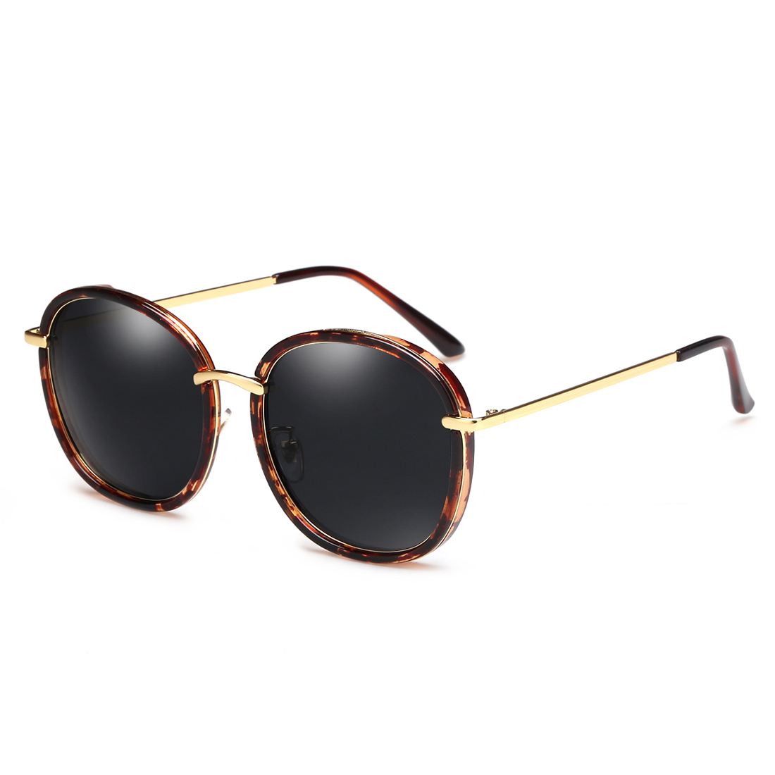 Kính nữ Oversize Sunglasses Mirrored Awesa