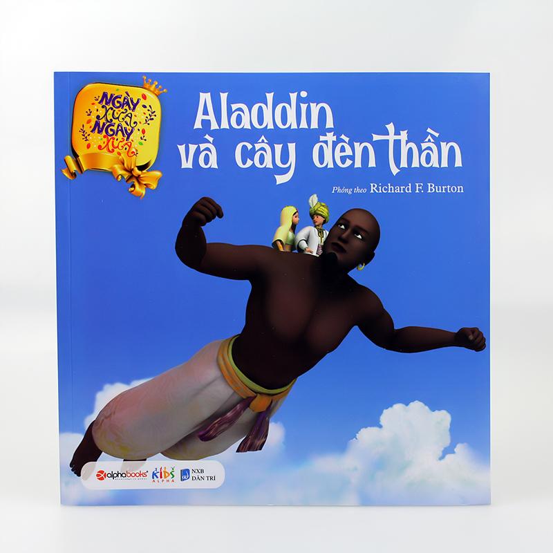 ... đèn thần Ngày xửa ngày xưa - Aladin và cây ...