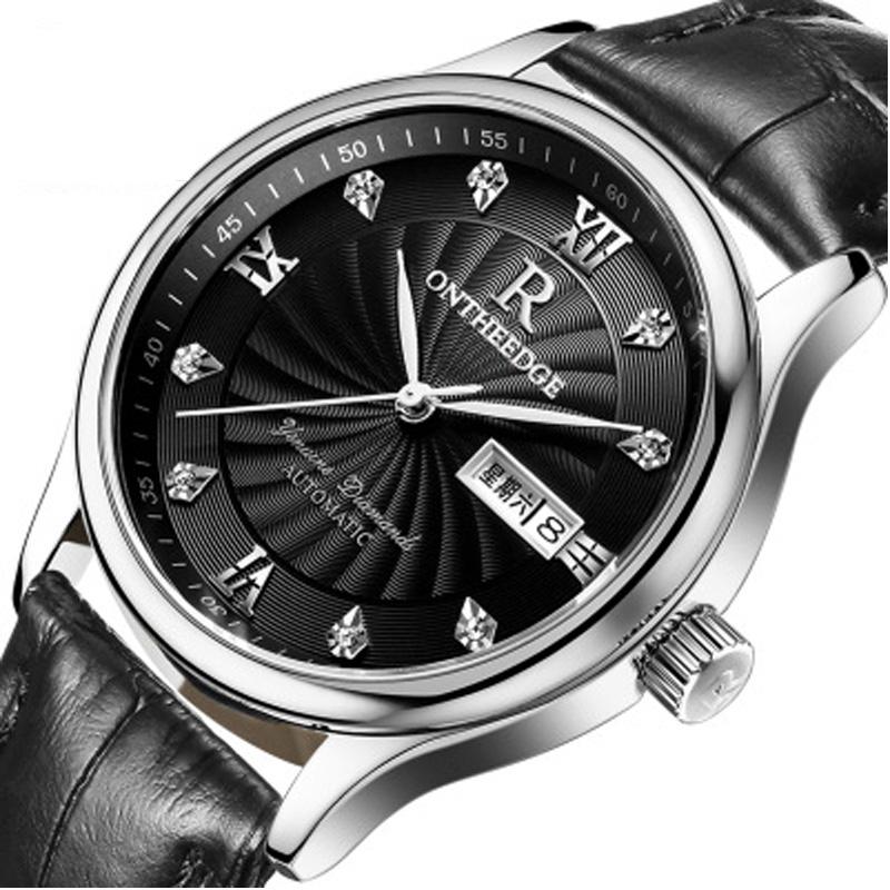 Đồng hồ nam siêu mỏng chống nước tối ưu ontheedge